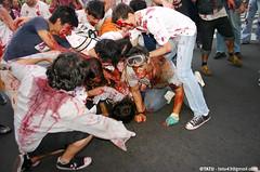 ZWPOA2007 (84) (Zombie Walk Porto Alegre) Tags: brazil brasil zombie walk porto alegre poa 07 2007 zumbi zombiewalk portoalere mortovivos
