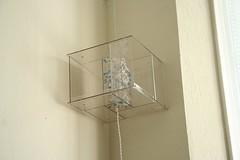 galaxy cube @ day (quilime) Tags: found acrylic made galaxy cube plexy