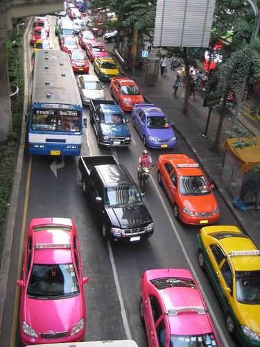 technicolor taxis 1
