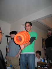 Air Cannon (Indiana Joanna) Tags: party sharif newyear2008