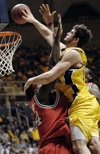 Joe Alexander West Virginia vs Justin Burrell St Johns