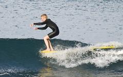 (steve flickrs) Tags: surfing longboard lorne