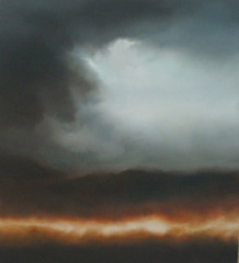 Untitled 15         oil (60 x 66 cm) (HarryArthur) Tags: cloudscapes