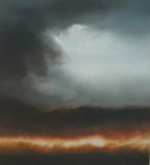 Untitled 15         oil (60 x 66 cm) (HarryArthur) Tags: cloudscapes