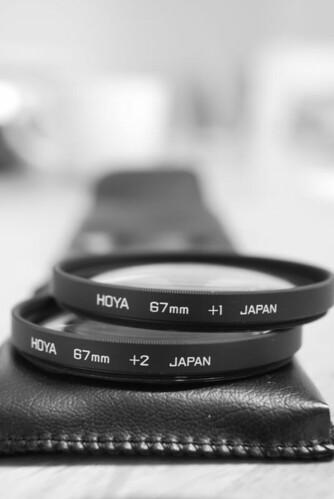 My Hoya lens