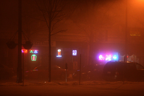Fog and Neon