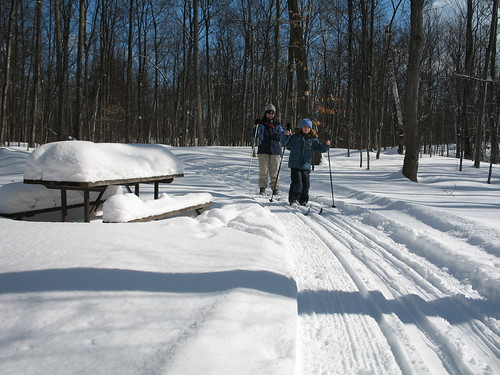 Murphys Point ski trail
