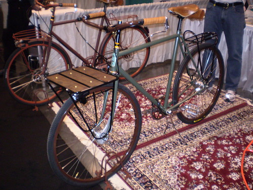 Boston commuter dream bike AntBikeMike handmade