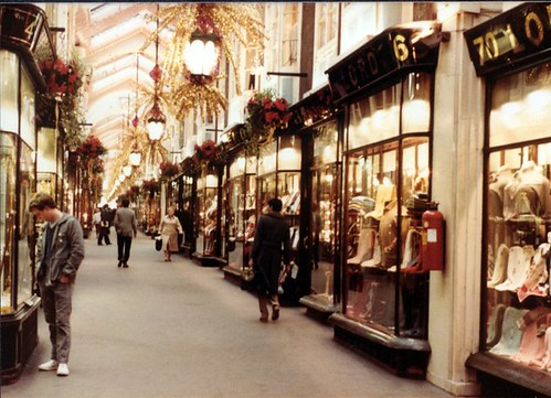 Burlington Arcade - London, England by raisonettes.