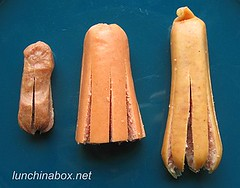 Hot dog comparison for