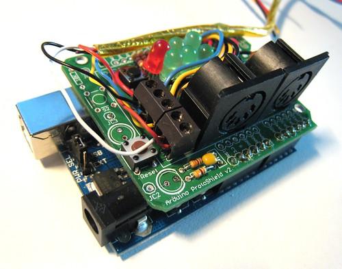 arduino trash80