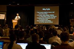 PyCon 2008: Day 1