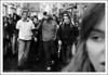 (Hughes Léglise-Bataille) Tags: blackandwhite bw paris france topf25 education noiretblanc protest demonstration 2008 manif manifestation ecoles