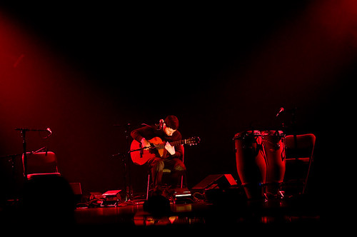 Jose Gonzalez photo by Kyle Johnson