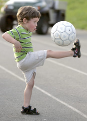 Little Soccer-Guy