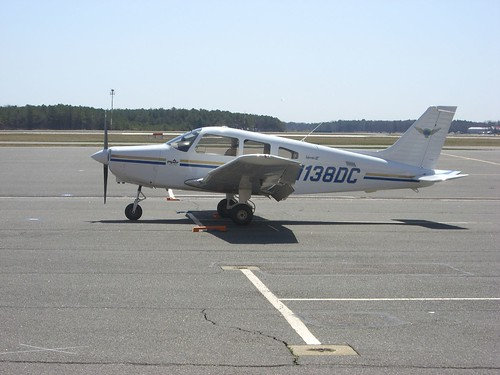 Piper Warrior III Airplane
