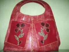 Bolsa vermelha!!!