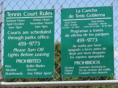 World's worst translation / Traduccin Psima (Big Mike 42) Tags: sign geotagged notice tennessee bad rules translation mala smyrna rutherford traduccin incompetent incompetente englishtospanish