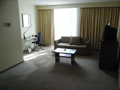 Hotel in Canberra (Exec. suite!)