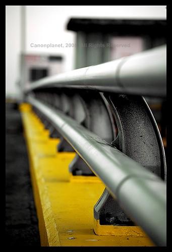 Yellow Line...