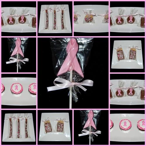 Pink Ribbon Treats