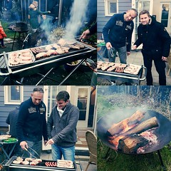 WinterBBQ!! #inwinter #delicious #meat #onthebbq #madeby #realmen (T84Funk) Tags: realmen onthebbq meat delicious inwinter madeby