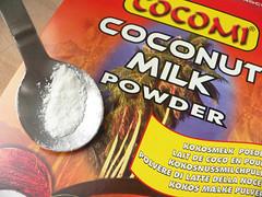 Kokosmilchpulver
