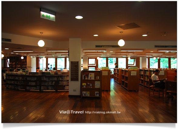 【北投一日遊】北投圖書館~綠色概念美學的圖書館8