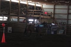 IMG_30786 (cmlburnett) Tags: horse wisconsin cowboy gun shoot balloon mounted shooting montfort mountedshooting montfortwisconsin borderwars cowboymountedshooting mountedjustice