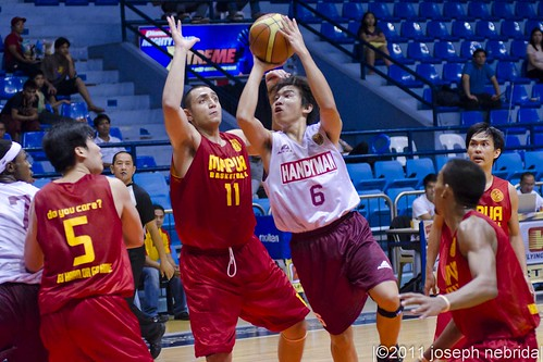 2011 FilOil Flying V Preseason Tournament:  Mapua Cardinals vs. UP Fighting Maroons, June 1