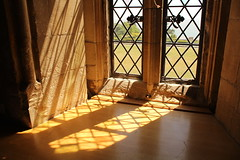 lattice light (MHPhotos_) Tags: light castle window wales lattice atlanticcollege stdonats