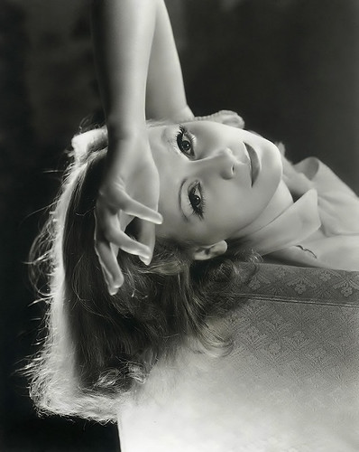 Greta Garbo / Insomnia Cured Here