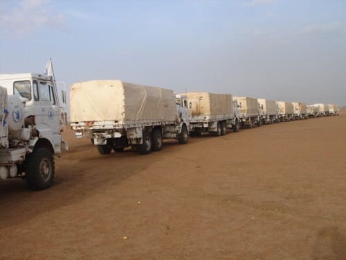 food convoy darfur -4