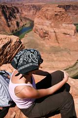 Horseshoe Bend (Davide Bedin) Tags: arizona usa us unitedstates statiuniti horseshoebend Image:FileName=img5607