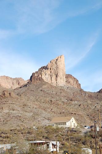 Roca de Black Mesa