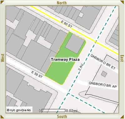Tramway Park Map