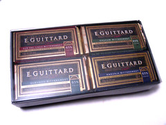 The Chocolate Show: Samples: Guittard Tasting Kit 65%