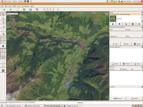 Merano Mapping Result