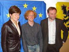 Frieda Brepoels, Hendrik Vos, Bart Staes