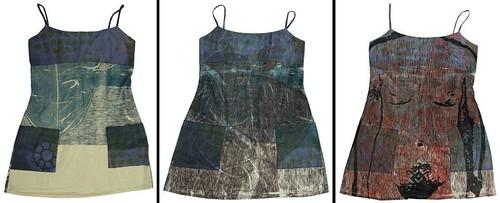 dress #7, states 1, 3, 5