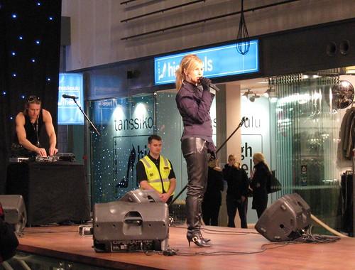 Pandora in Helsinki