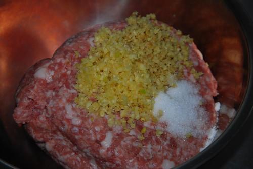 Meatball Making
