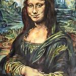 Leonardo da Vinci's  'Mona Lisa' (La Gioconda) (La Joconde).....(EXPLORE#405)