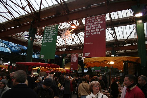 London - Borough Market 18