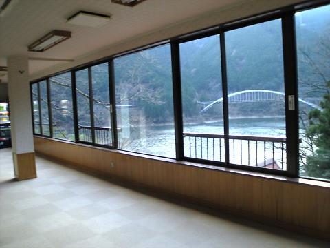 山鳩湯-休憩室