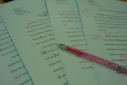 Grading Essays