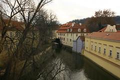 プラハの水車
