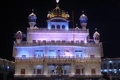 20071124_204659 (appaji) Tags: india festival night celebration punjab amritsar goldentemple harmandirsahib akaltakht harmandarsahib northwestindia gurunanakjayanthi