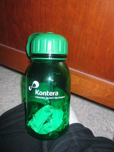 Kontera Water Bottle