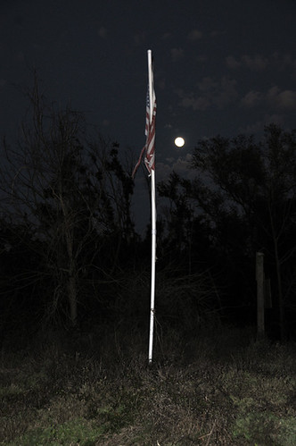 flag and full moon_6659 web